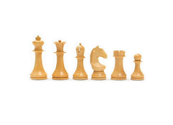 Official FIDE Chess Set - Non Electronic (Only Pieces)