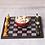 Thumbnail: MCD - Handmade Chess Tray -Yellow and Green