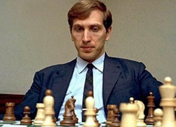 Bobby Fischer Games & Exercises