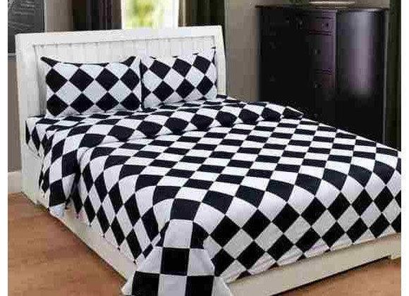 Chess Bedsheet