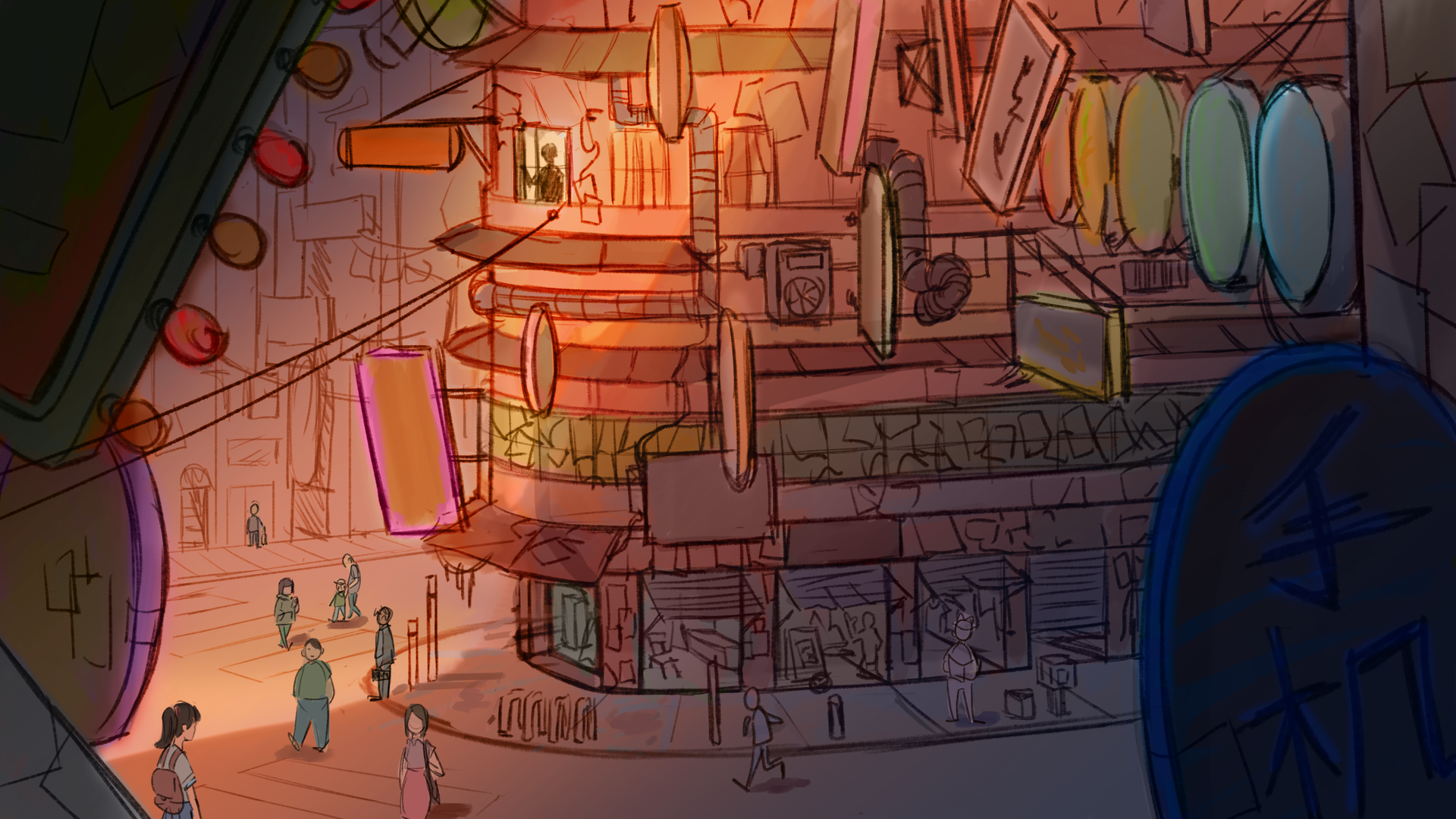 Final Color Key- Day