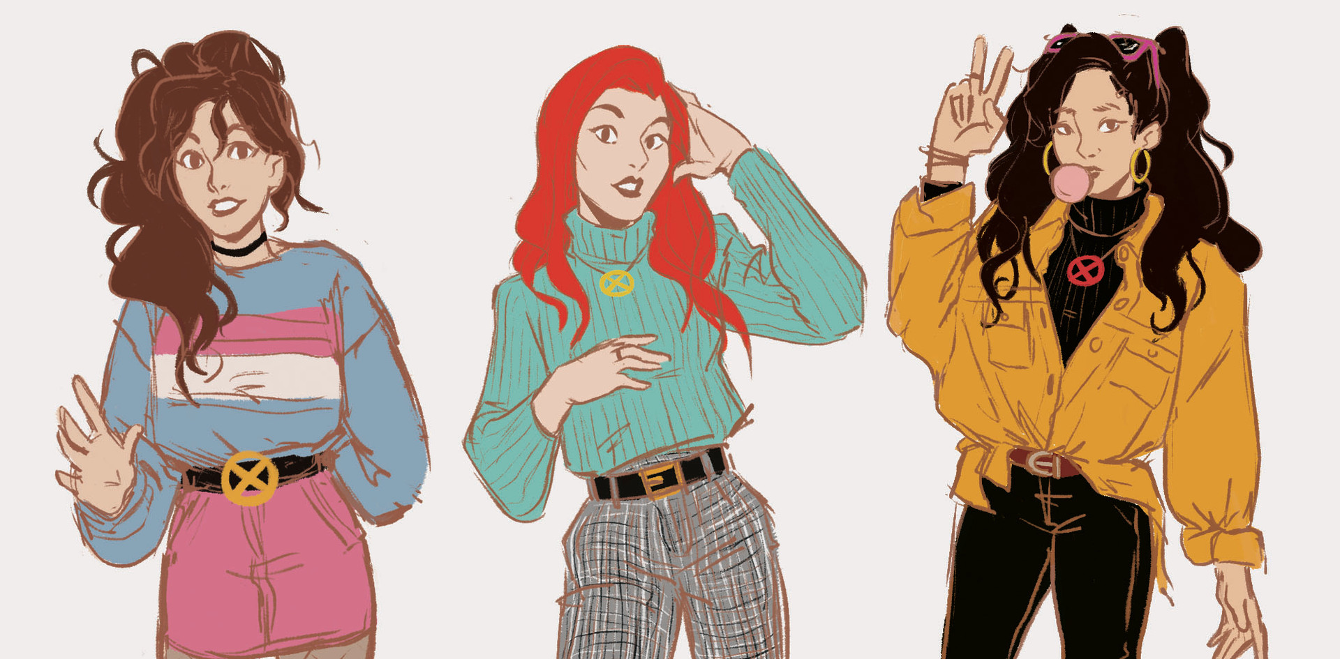 Xmen Fashion