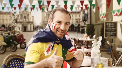 Sportsbet world cup Italy
