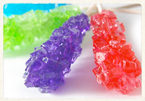Make Rock Candy