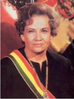 Lidia Gueiler Tejada