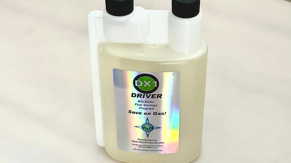 DX1 DRIVER 32 ounce Bio-Ester Tip & Pour