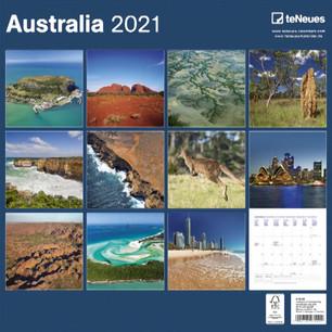 AUSTRALIA 2021 30X30 15,90 €