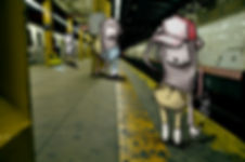 OF MICE AND TRAIN
