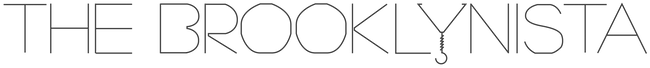 THE BROOKLYNISTA STYLIST LOGO