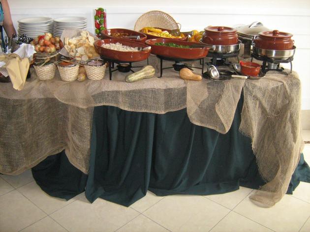 Buffet de Feijoada