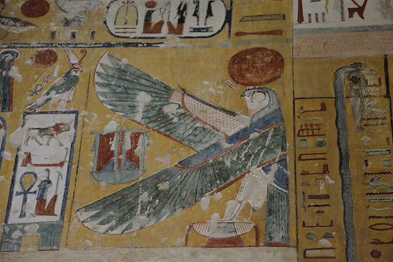Valley of The Kings in Luxor. Fully escorted guided tours in Luxor, Egypt.