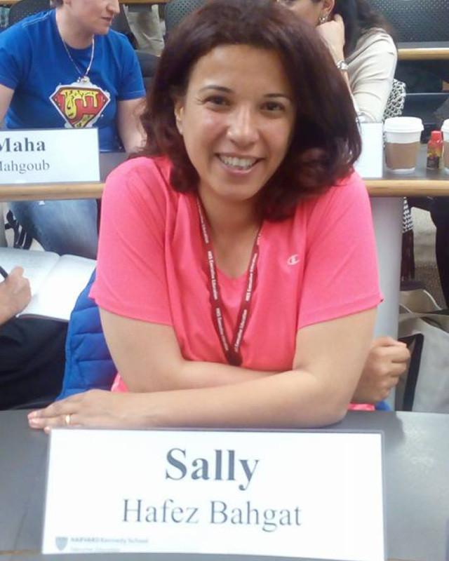 SALLY BAHGAT