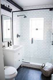 Bathroom in small space