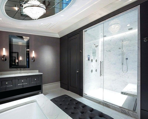 Gray-bathroom