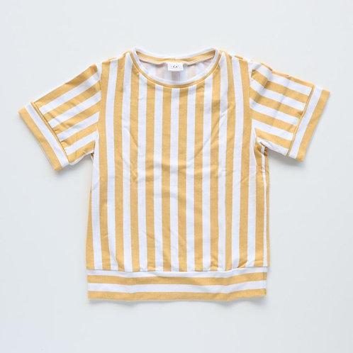 Shirt Kees maat 104 korte mouw