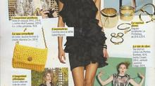 Parution Cosmopolitan, juin 2014