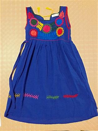 Robe Alicia bleue