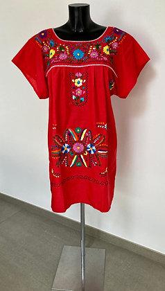 Robe L Victoria rouge