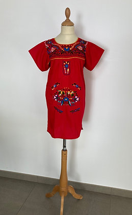 Robe Victoria rouge