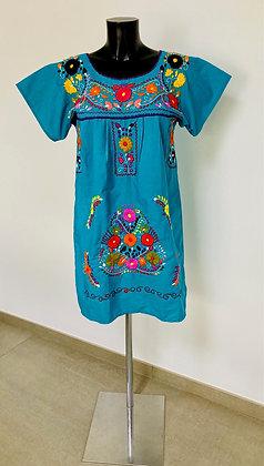 Robe S/M Victoria turquoise