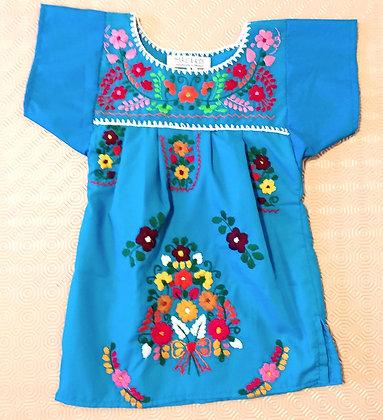 Robe Victoria turquoise