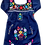 Thumbnail: Robe Victoria bleu nuit