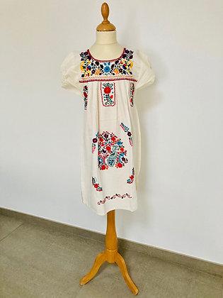 Robe Marieta col bordeaux