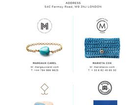 Marieta Cox est à Londres ce week-end !