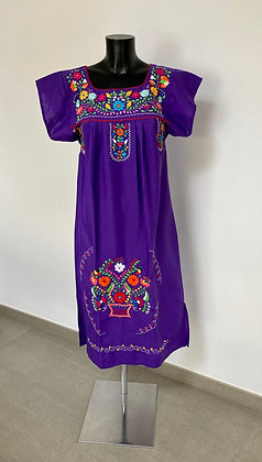 Robe S/M Victoria violette
