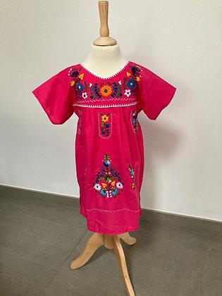 Robe Victoria fuchsia