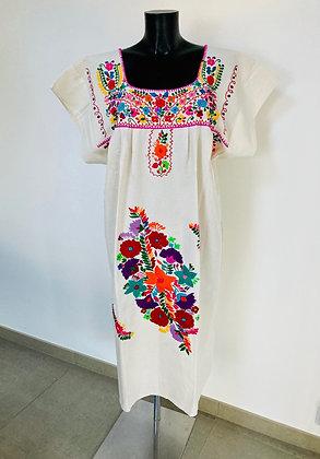 Robe XL Marieta col fuchsia