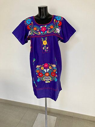 Robe L Victoria violette