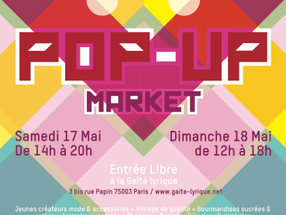 Marieta Cox au Pop Up Market