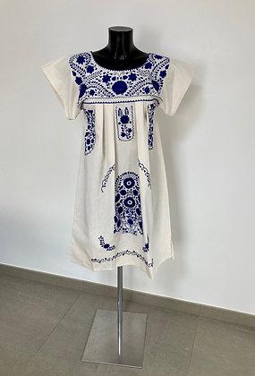 Robe S Marieta Unie bleue n°2