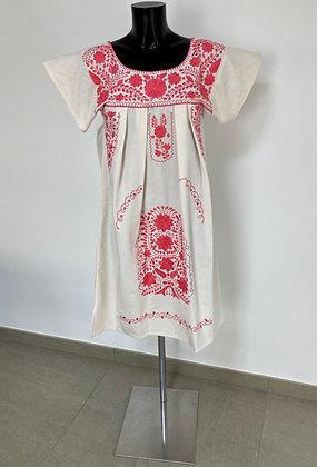 Robe S Marieta Unie rose n°2