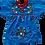Thumbnail: Robe Victoria 1 an bleu
