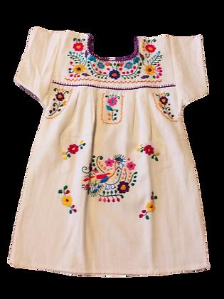 Robe Marieta col violet