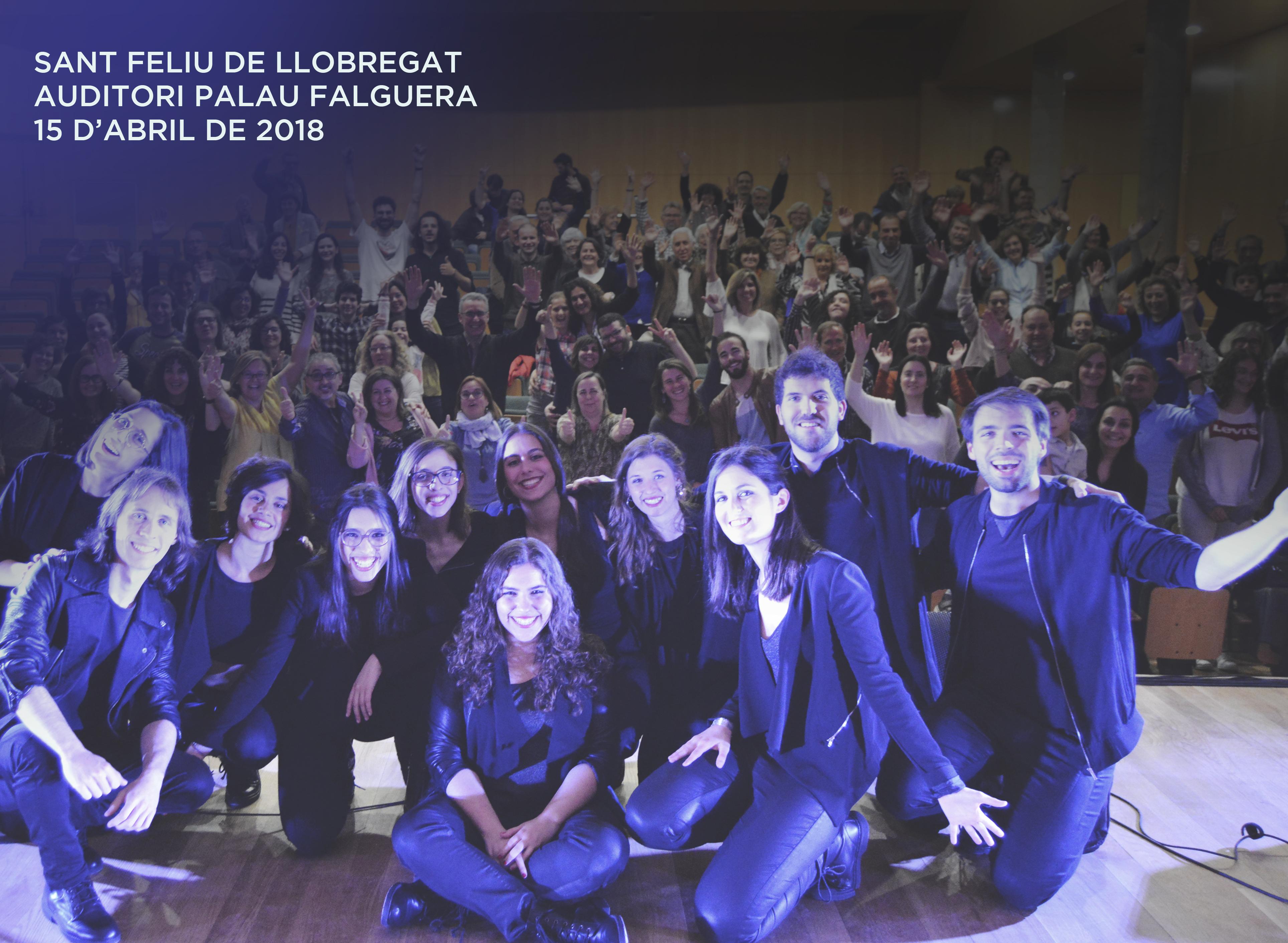 15/04/18 Sant Feliu de Llobregat