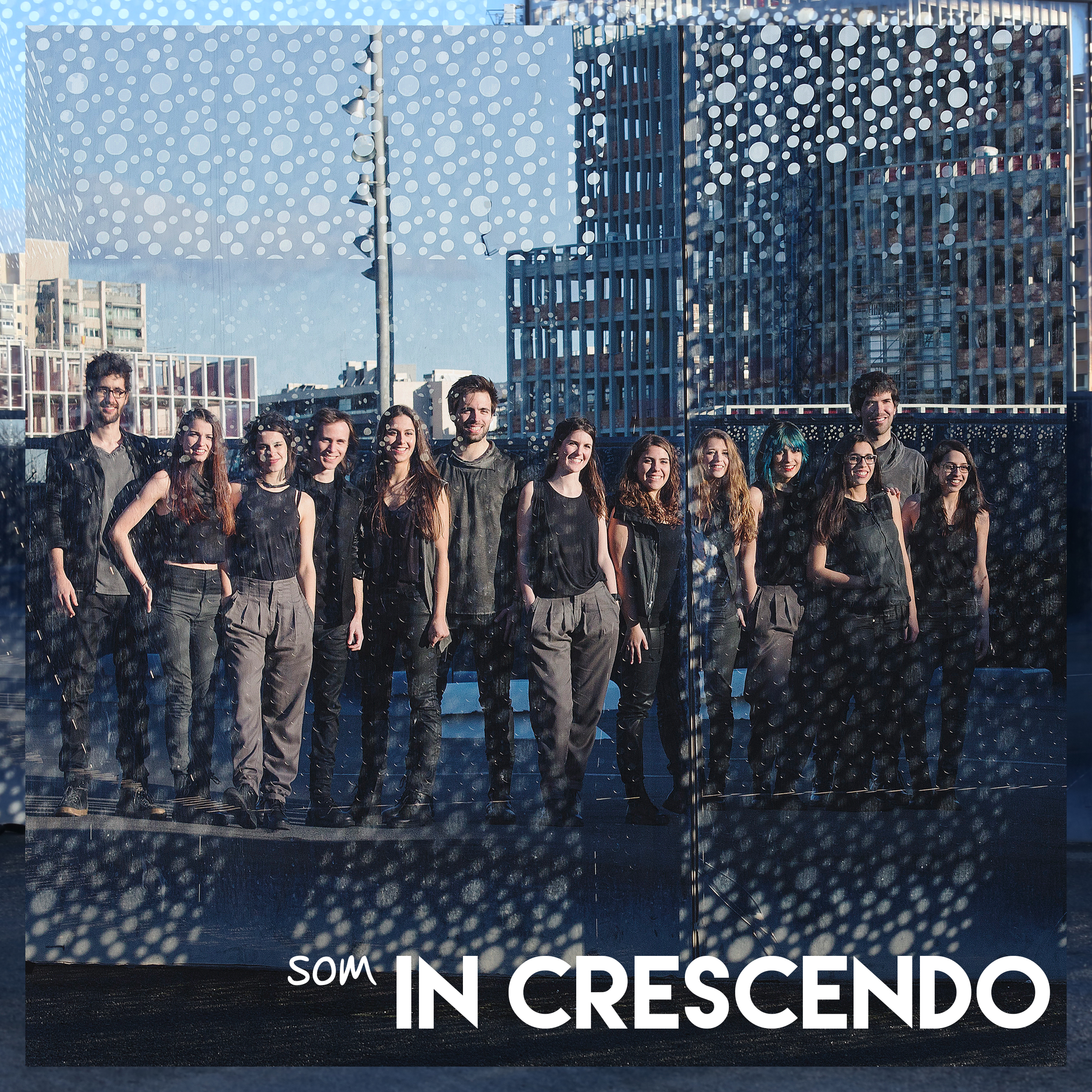 Portada del disc 'Som In Crescendo'