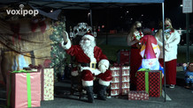 Phoenixville Winter Wonderland Drive-Through Display