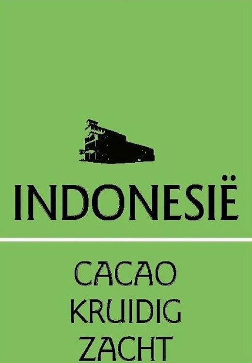 1 KILO SINGLE ORIGIN INDONESIE GEMALEN