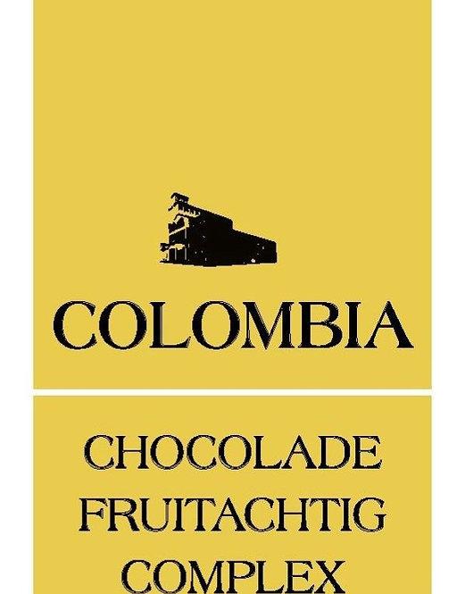 1 KILO SINGLE ORIGIN COLOMBIA GEMALEN
