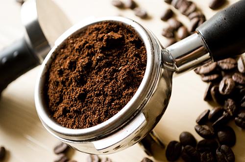Gemalen koffie foto website ncr