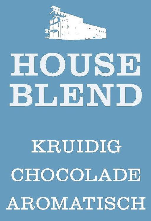 1 KILO HOUSE BLEND -GEMALEN 1000 GR