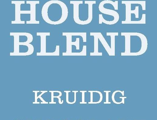 HOUSE BLEND -GEMALEN 1000 GR