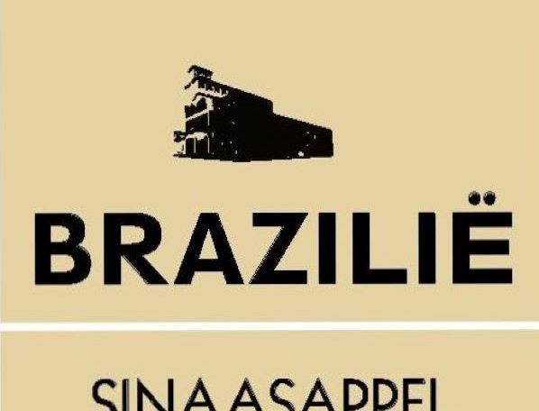 SINGLE ORIGIN BRAZILIE -GEMALEN