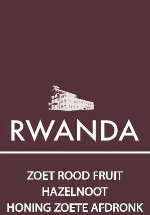 1 KILO SINGLE ORIGIN RWANDA GEMALEN