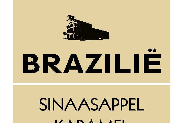Brazilie Single Origin American Roast Coffe