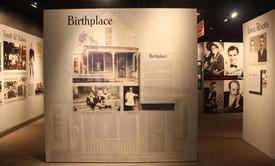 Glenn Miller Museum Birthplace Panel