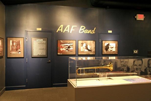 Glenn Miller Museum AAF Band